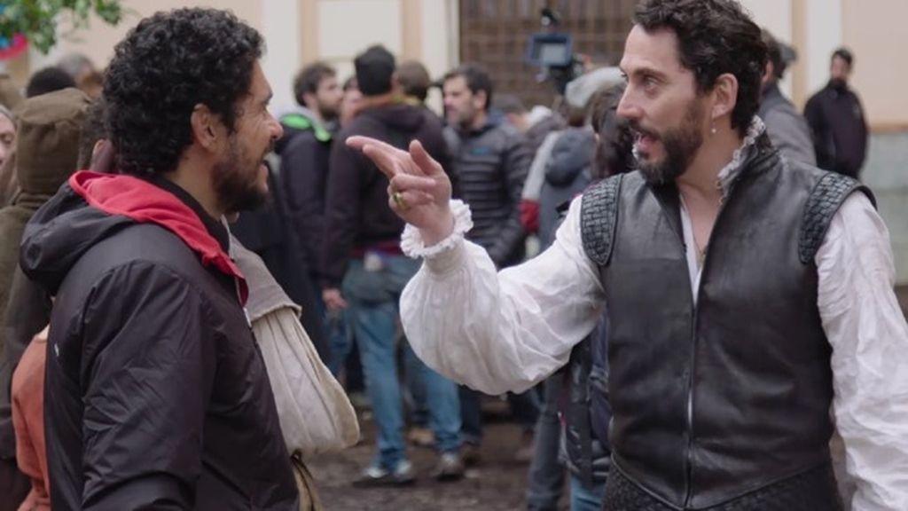 Un centenar de actores y 2.000 figurantes para llevar 'La peste' del XVI a Movistar +