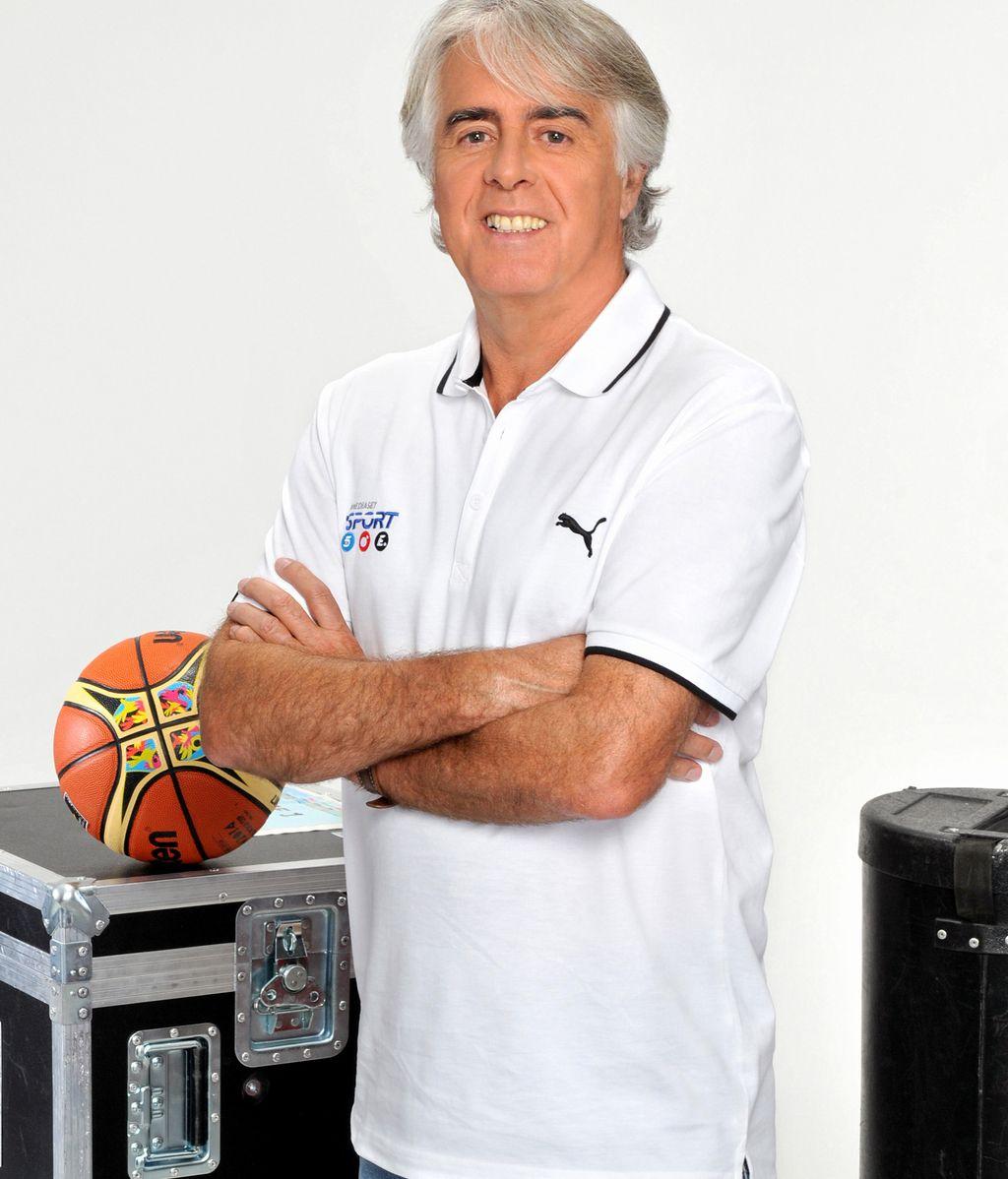 Siro López. Mundial FIBA 2014 Mediaset