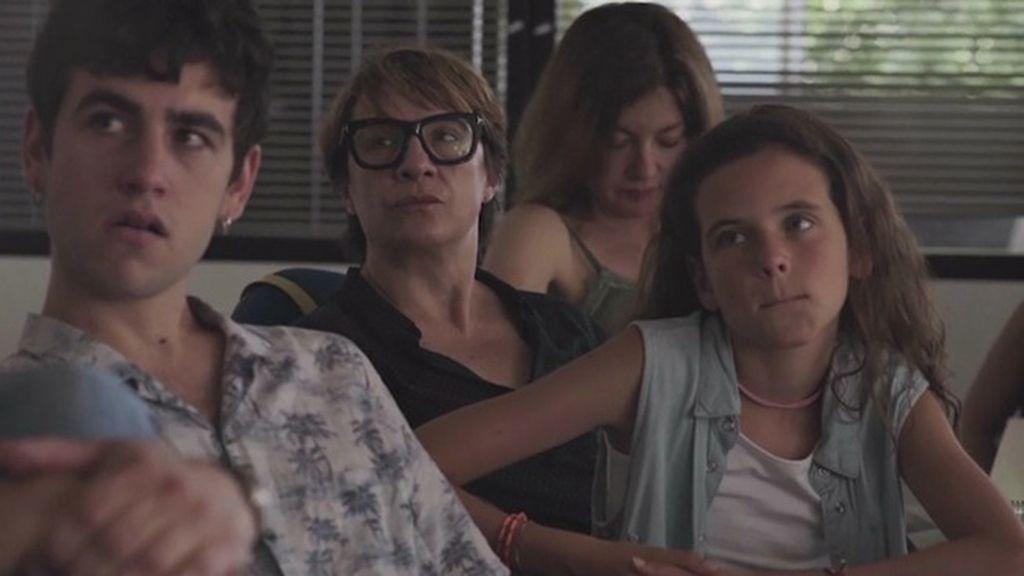 El guion de 'Sé quién eres', un puzle para el espectador y una incógnita para los actores