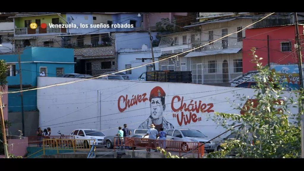 'Infiltrados' en los 'sueños robados' de Venezuela