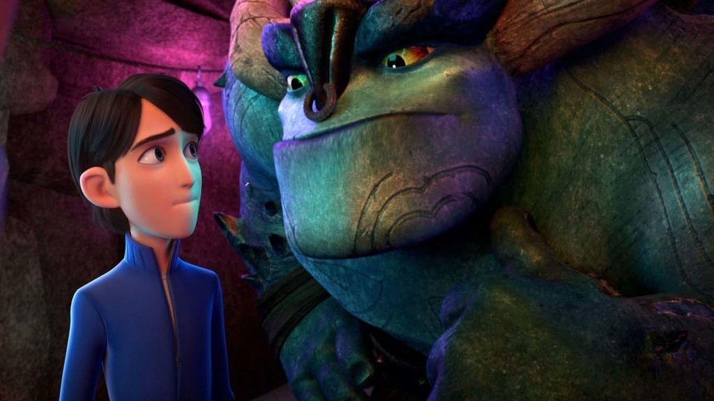 """Guillermo del Toro elige a un """"chico muy normal"""" para salvar al mundo en 'Trollhunters'"""