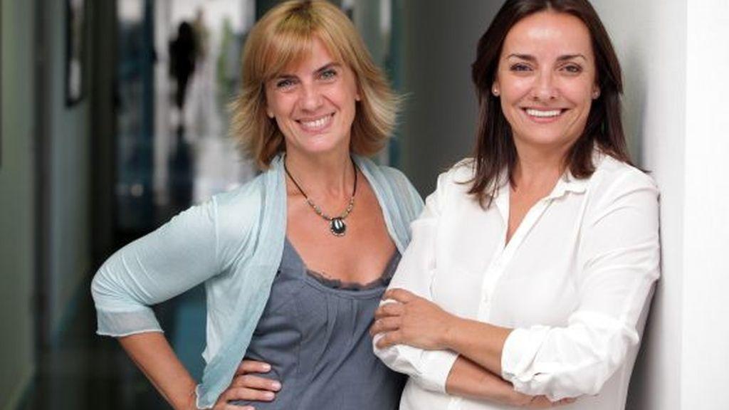 Gemma Nierga y Pepa Bueno
