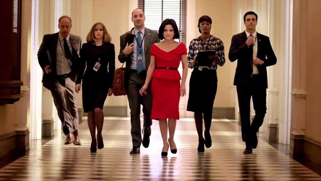 'Veep', la comedia de HBO con Julia Louis-Dreyfus como vicepresidenta de Estados Unidos