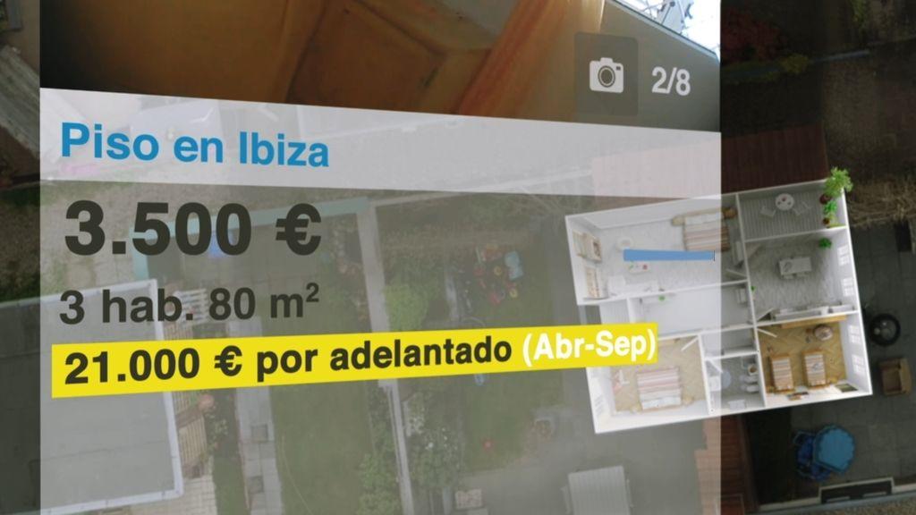 'En el punto de mira' investiga las viviendas en Ibiza