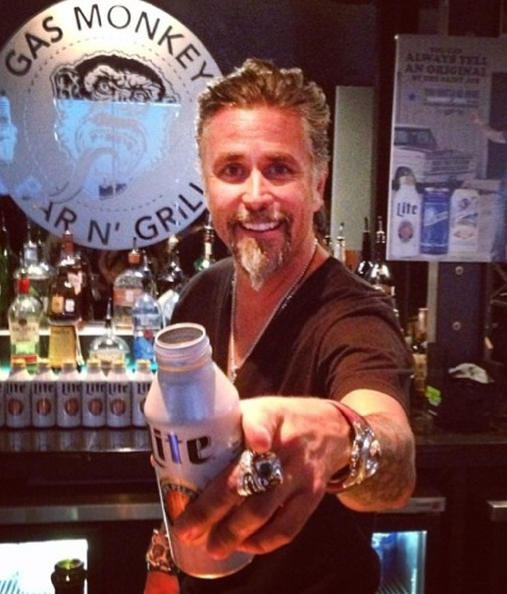 Richard Rawlings en 'Fast N' Loud'