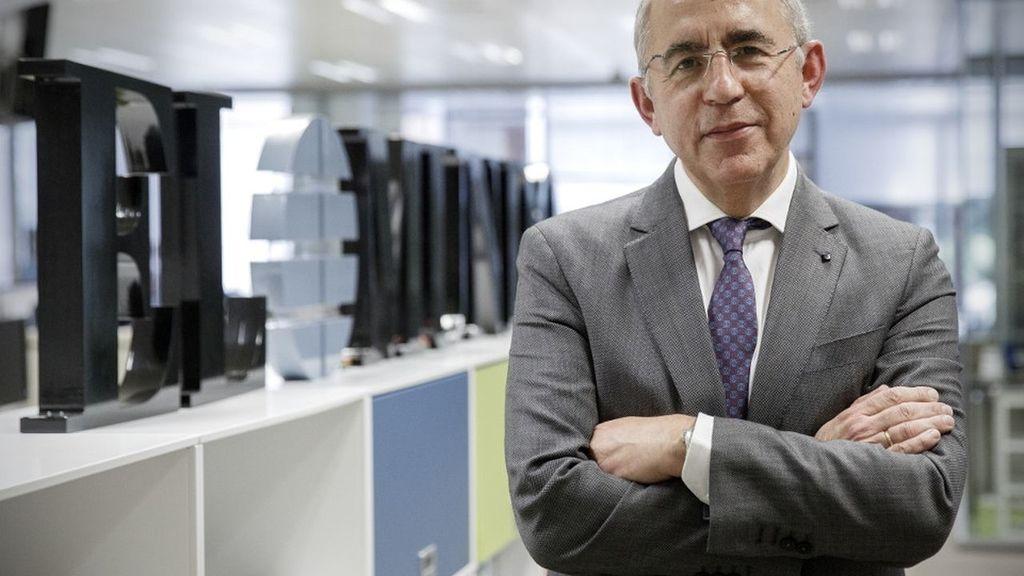 Francisco Rosell, nombrado director de 'El Mundo' en mayo de 2017