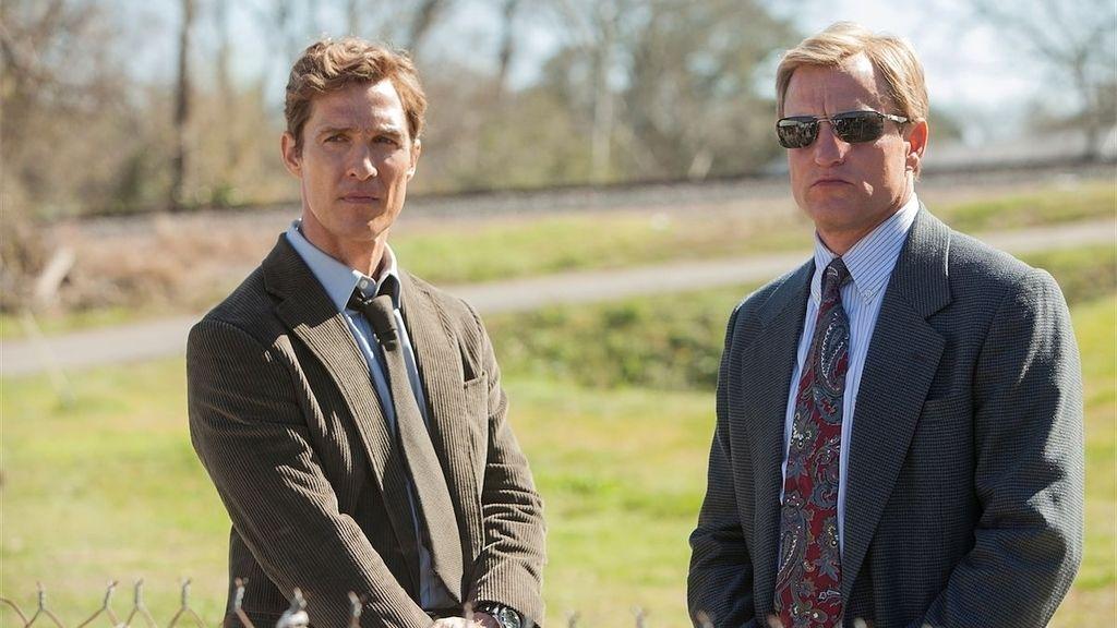 McConaughey y Harrelson en 'True detective'