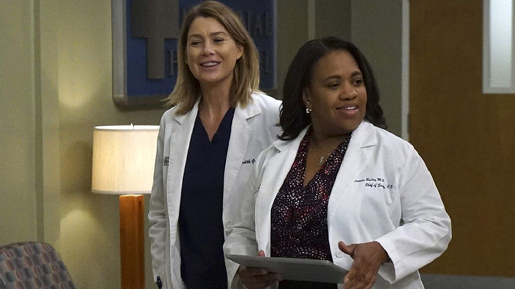 Tras la muerte de Dereck, Meredith vuelve a una casa compartida en la 12ª temporada de 'Anatomía de Grey'