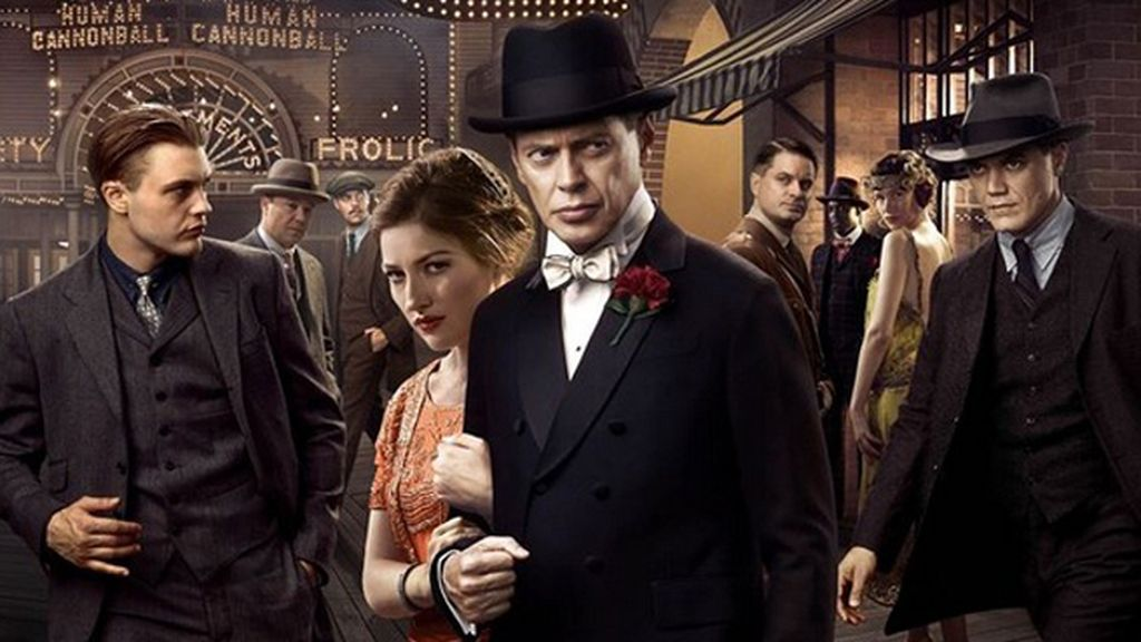 Atlantic City, inundada de 'gangsters' tras el 'crack' de la bolsa, en 'Boardwalk empire'