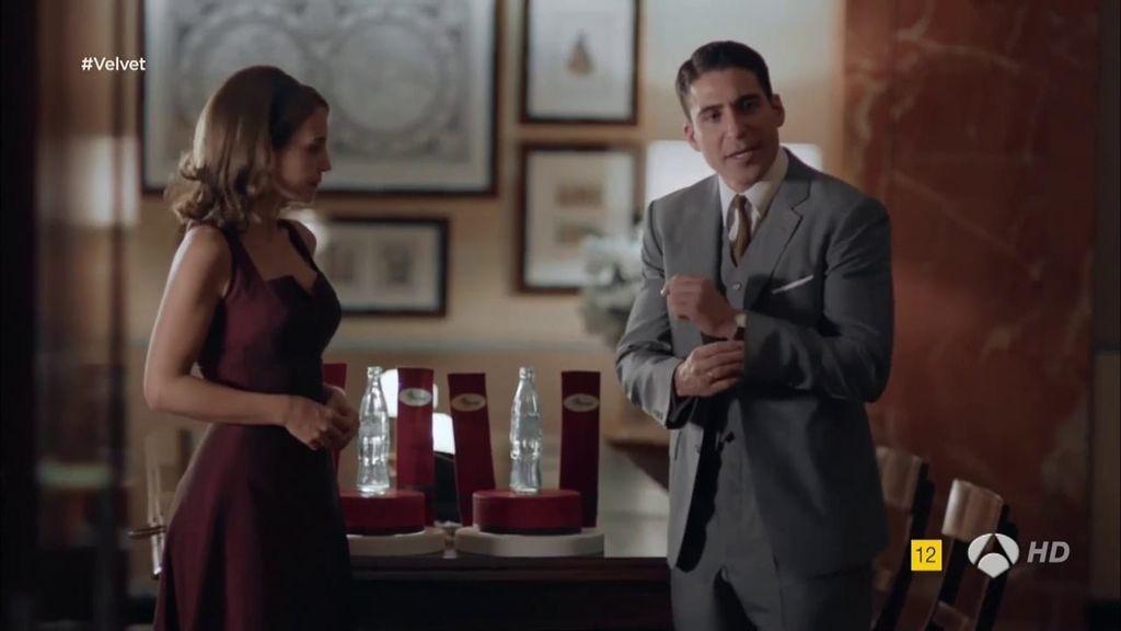 La CNCM abre expediente a Atresmedia por publicidad encubierta en 'Velvet'