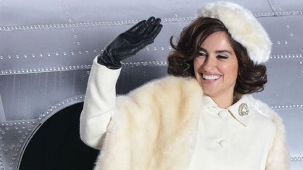 Penélope Cruz se presenta como 'La reina de España'