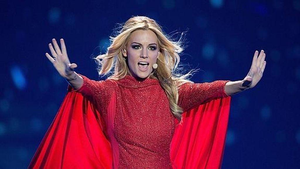 Edurne, Eurovisión