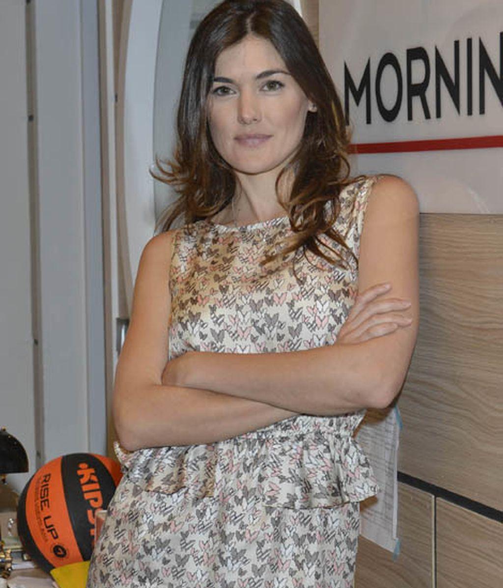 Marta Nieto es Natalia Valdecantos