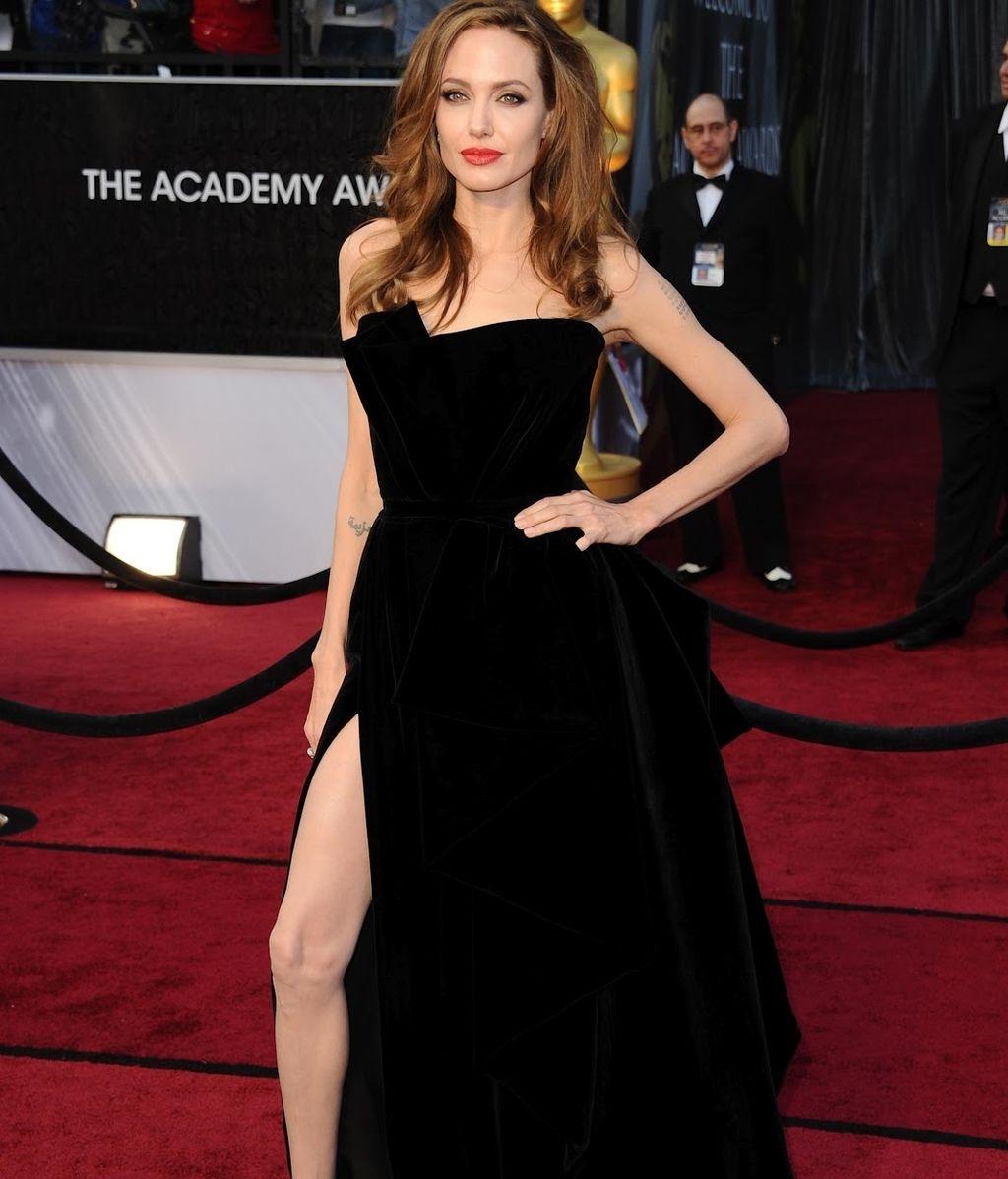 Angelina Jolie-Oscar2012