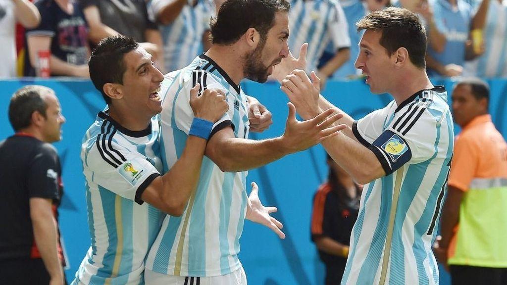 Argentina Mundial Brasil 2014