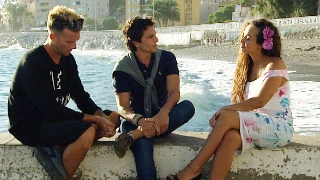 """Yiya y Borja discuten frente a un incómodo Juan Carlos: """"Que se maten"""""""