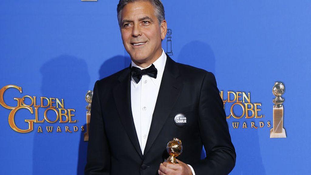 George Clooney 'Je suis charlie'