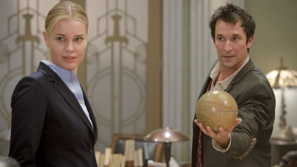 Noah Wyle en 'The librarians'