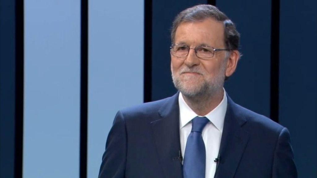 Rajoy debate