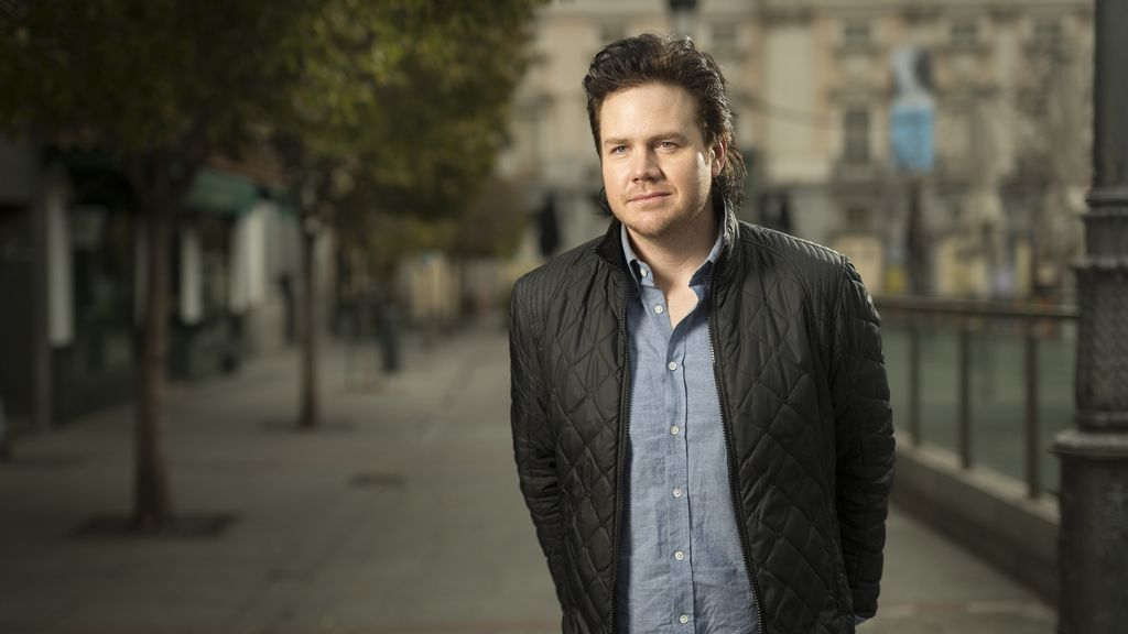 Josh Mcdermitt, 'The walking dead'