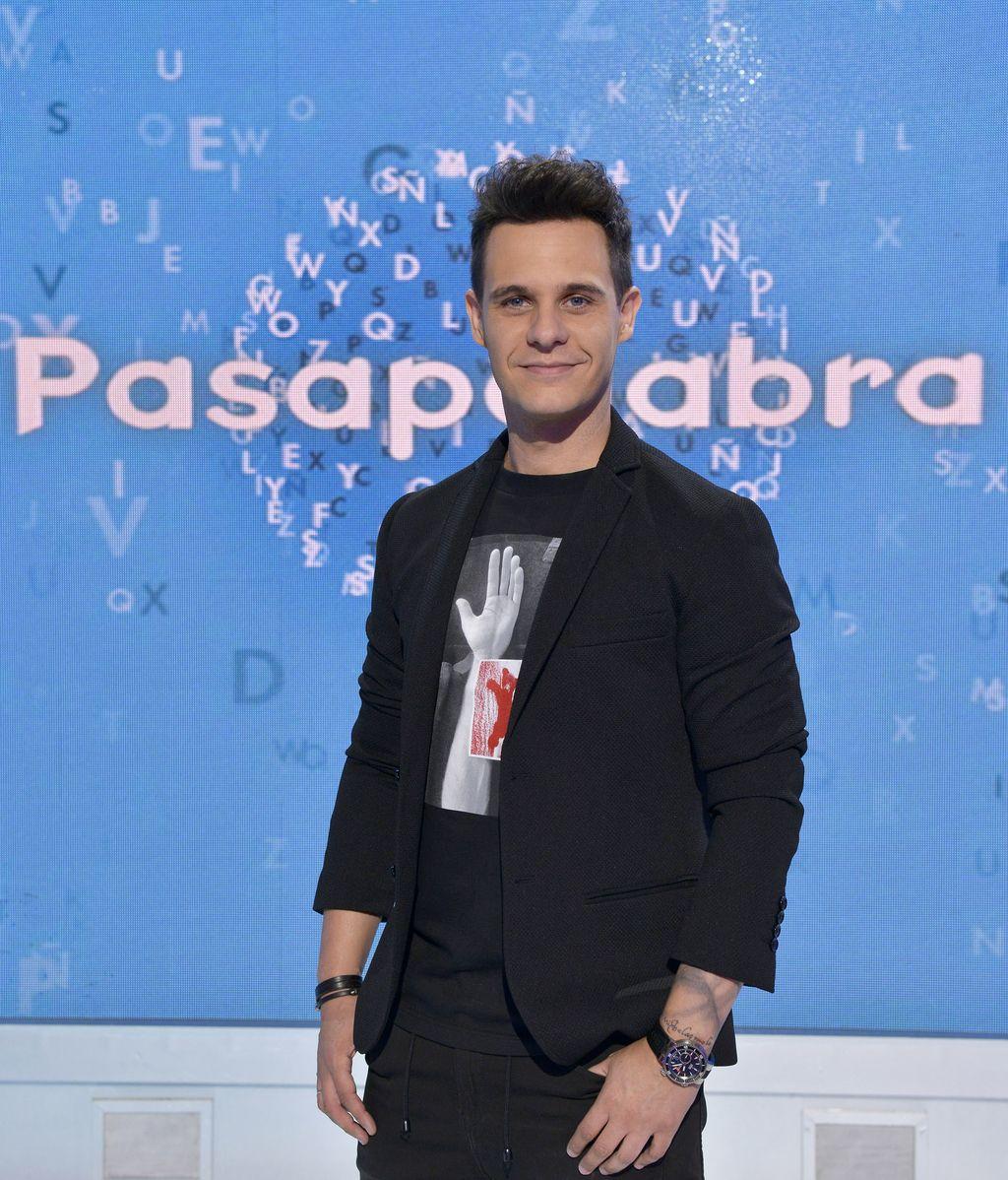 Christian Gálvez. Pasapalabra