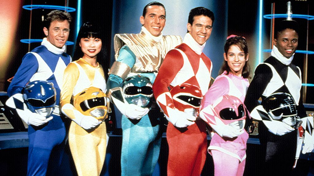 Power Rangers originales