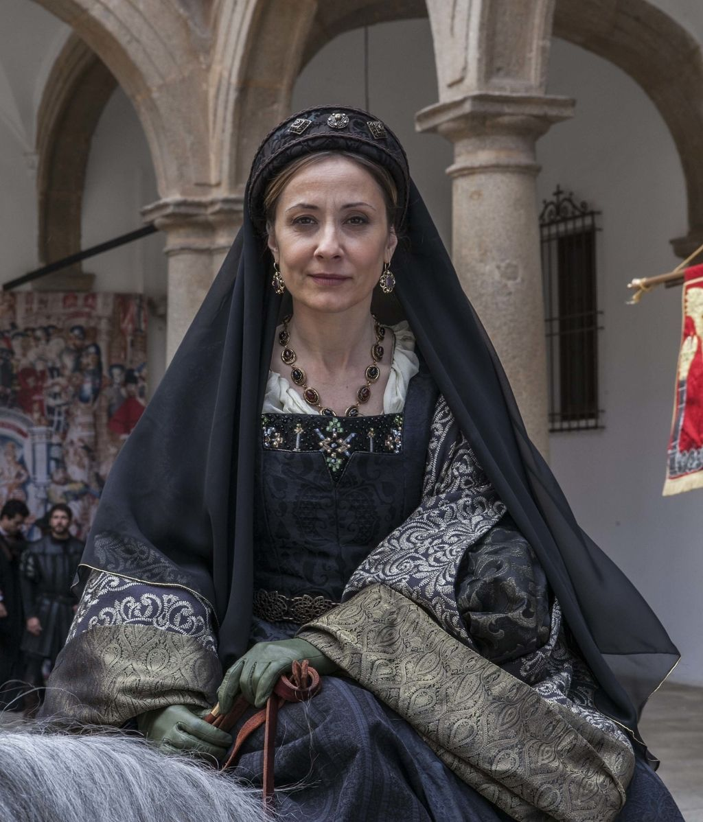 Natalie Poza es Germana de Foix