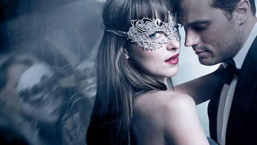 Jamie Dornan y Dakota Johnson regresan con 'Cincuenta sombras más oscuras'