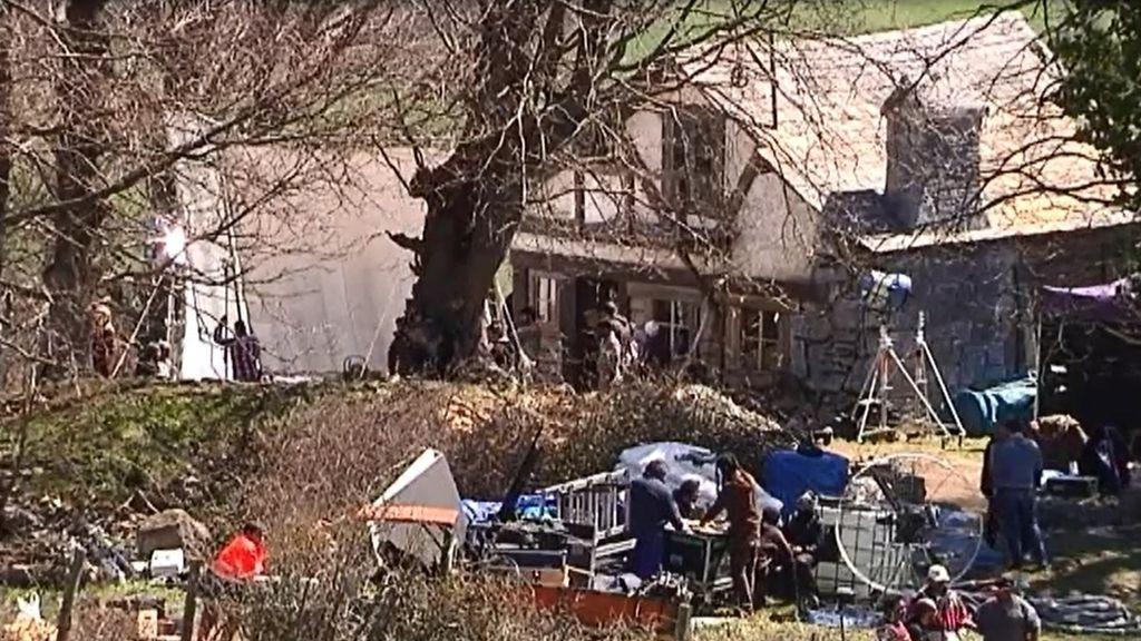 La casa del abuelito de Heidi, en los Picos de Europa