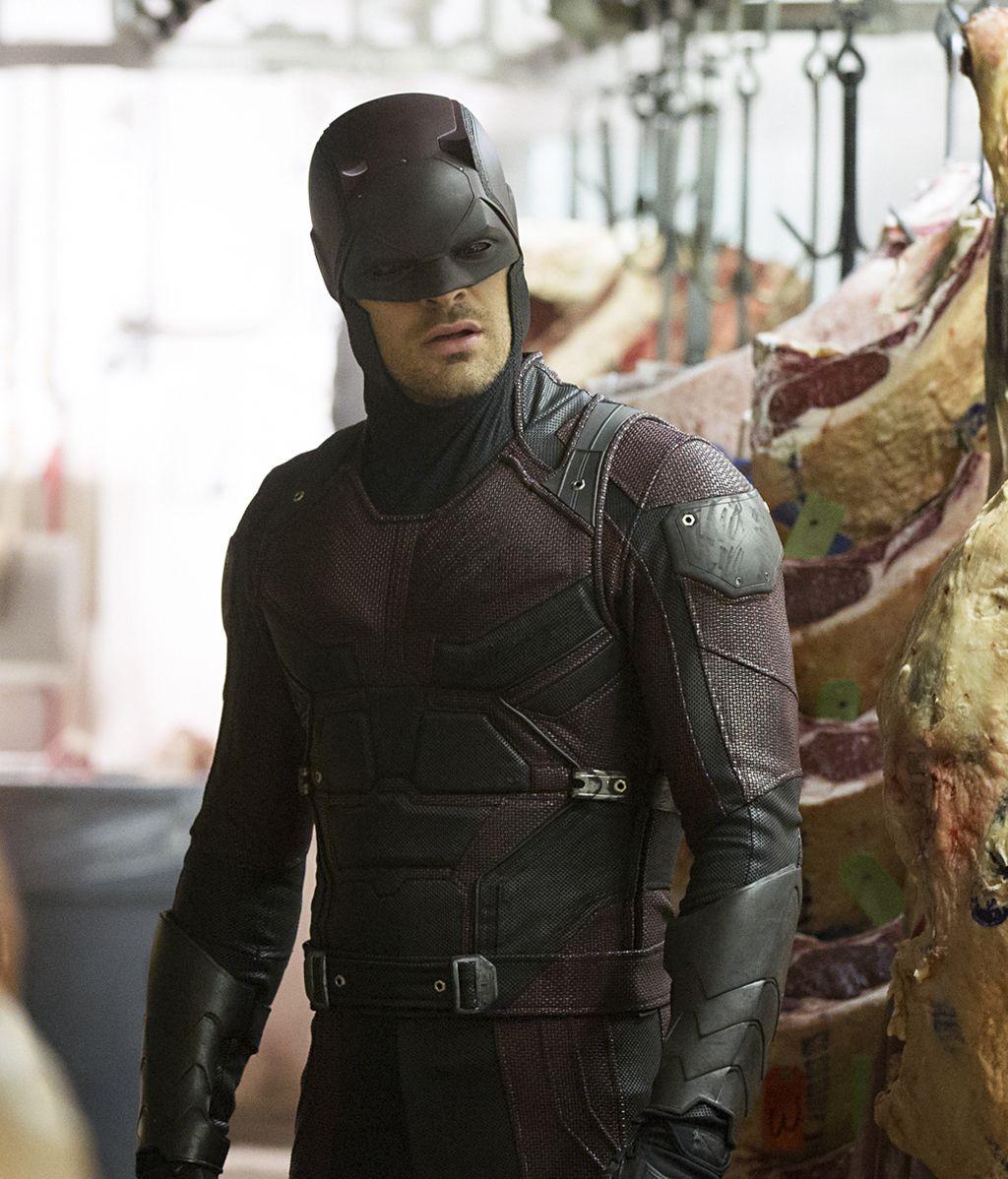 Escena de 'Daredevil', serie de Netflix