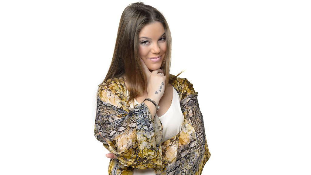 María Isabel, candidata a Eurovisión 2016