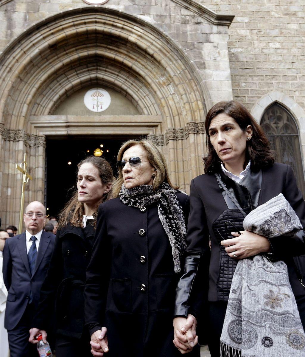 Funeral José Manuel Lara