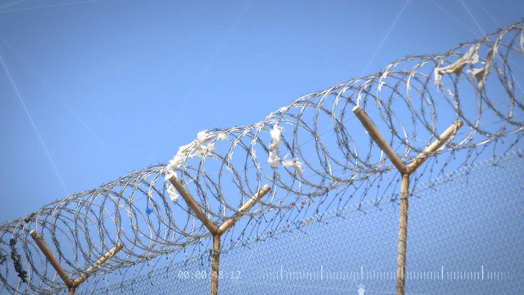 'Infiltrados' en las mafias de la valla
