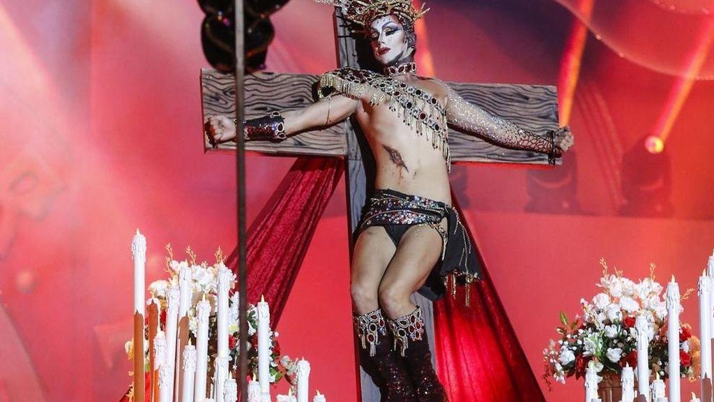 Gala Drag Queen de los carnavales de Las Palmas de Gran Canaria 2017