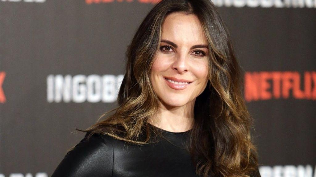 Kate del Castillo en la presentación en España de la serie de Netflix 'Ingobernable'
