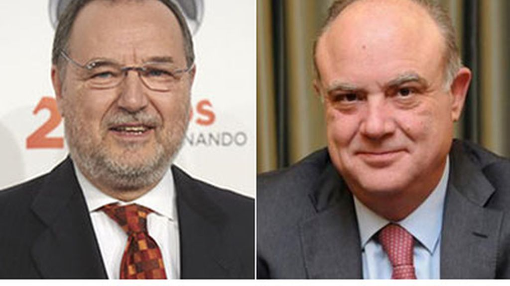 Maurizio Carlotti y José María Mas