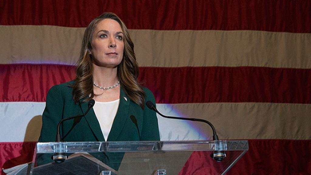 Elizabeth Marvel es Elizabeth Keane, la nueva presidenta de Estados Unidos en la sexta temporada de Homeland