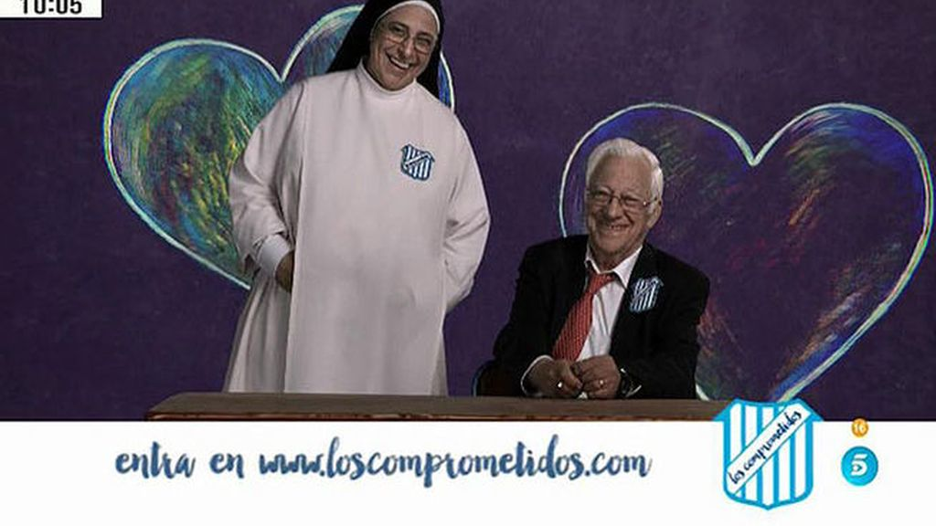 """'AR' con """"Los comprometidos"""" y Sor Lucía"""