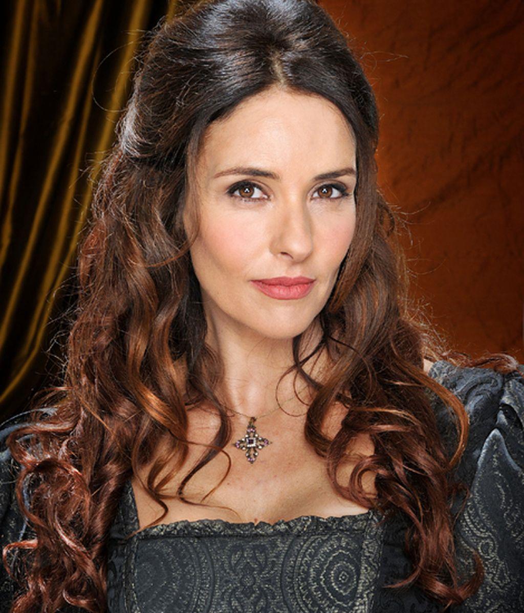 Patricia Vico es Teresa de Alquézar