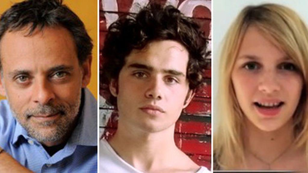 'Juego de tronos' Alexander Siddig, Toby Sebastian y Nell Tiger Libre
