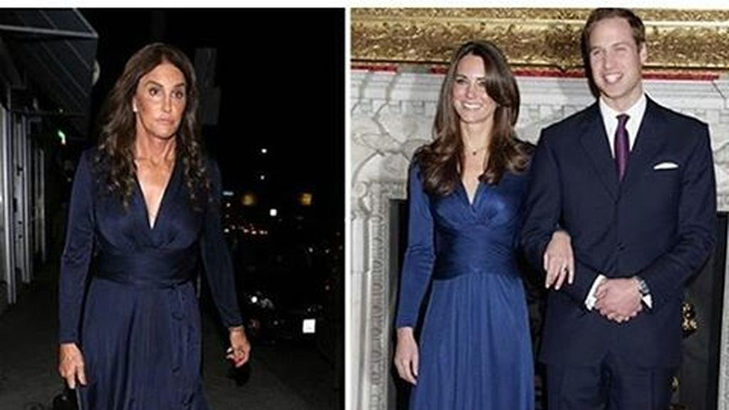 Caitlyn Jenner - Kate Middleton