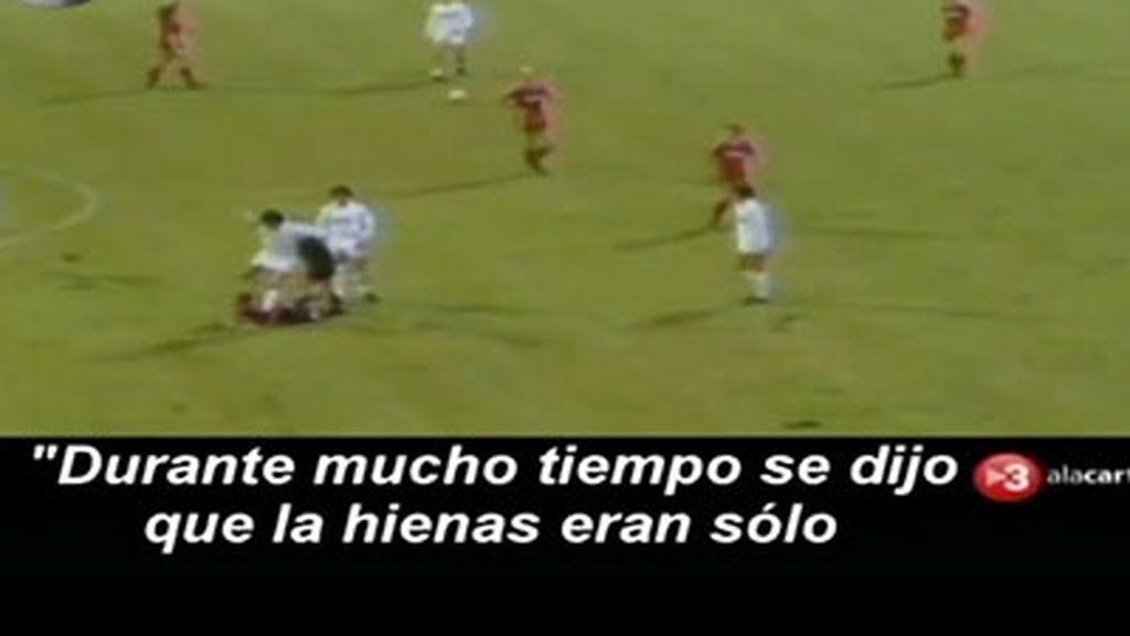 Polémico vídeo de TV3 que compara a los jugadores del Real Madrid con hienas