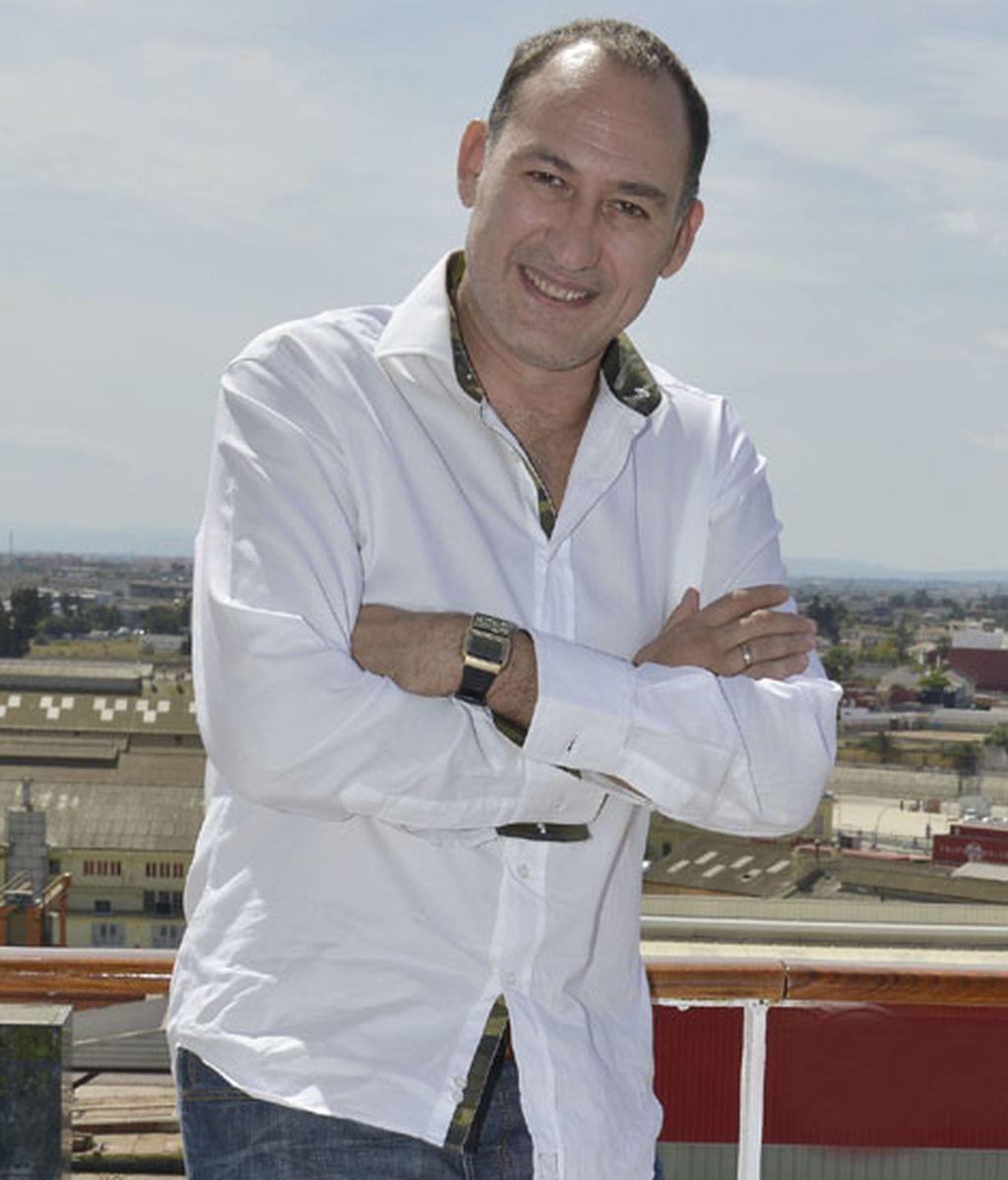 Daniel Albaladejo es Campillo