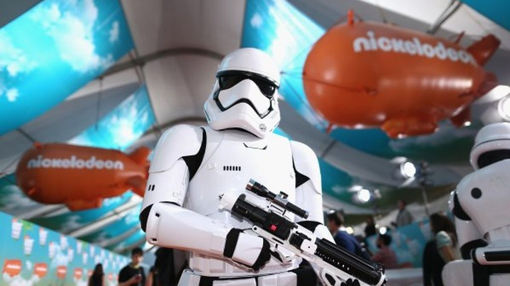 'Star Wars' invade los Nickelodeon Kids Choice Awards 2016