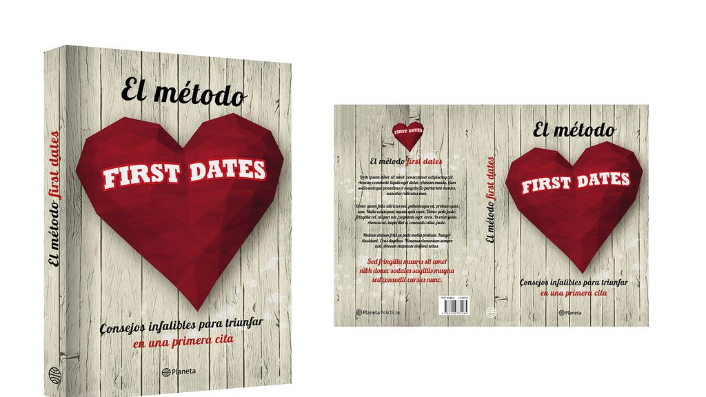 Libro 'First dates'