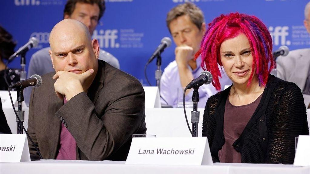 Andy Wachowski y Lana