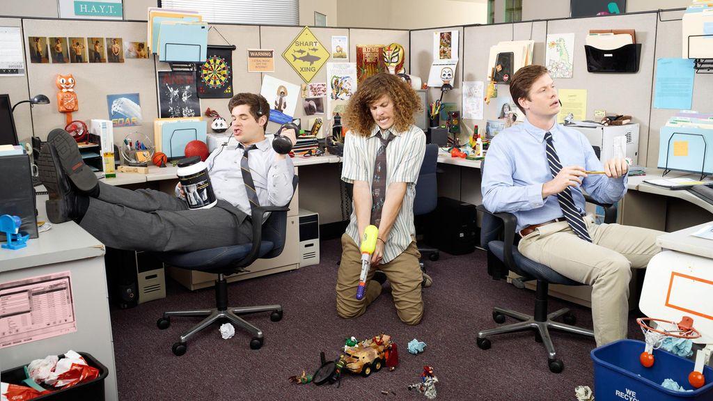 'Workaholics'