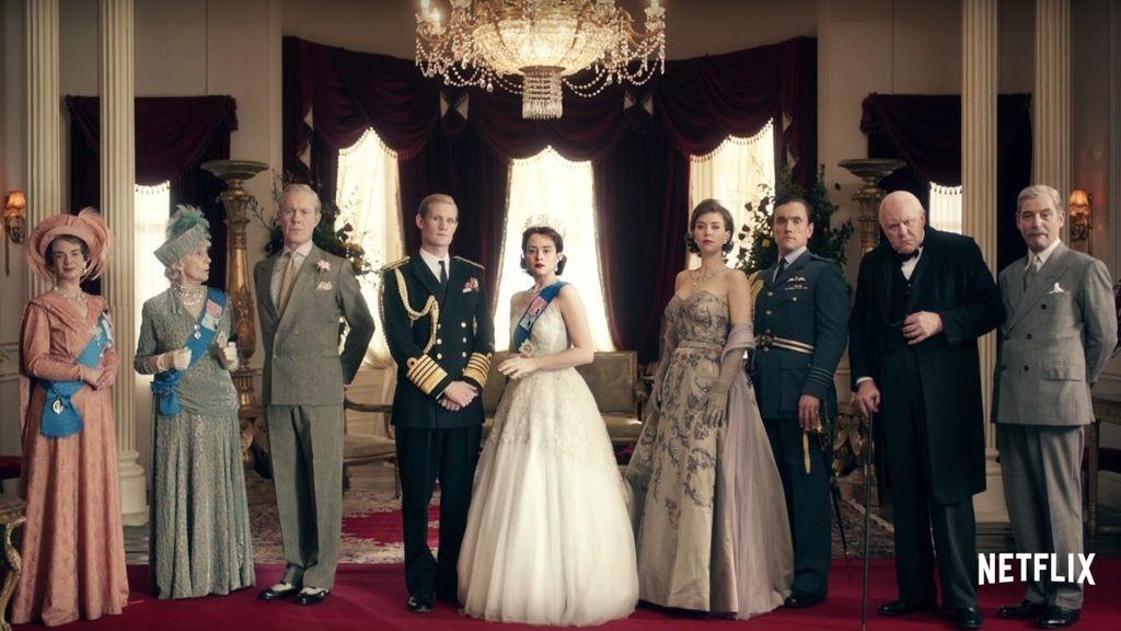 'The crown', el retrato de Netflix del reinado de Isabel II del Reino Unido
