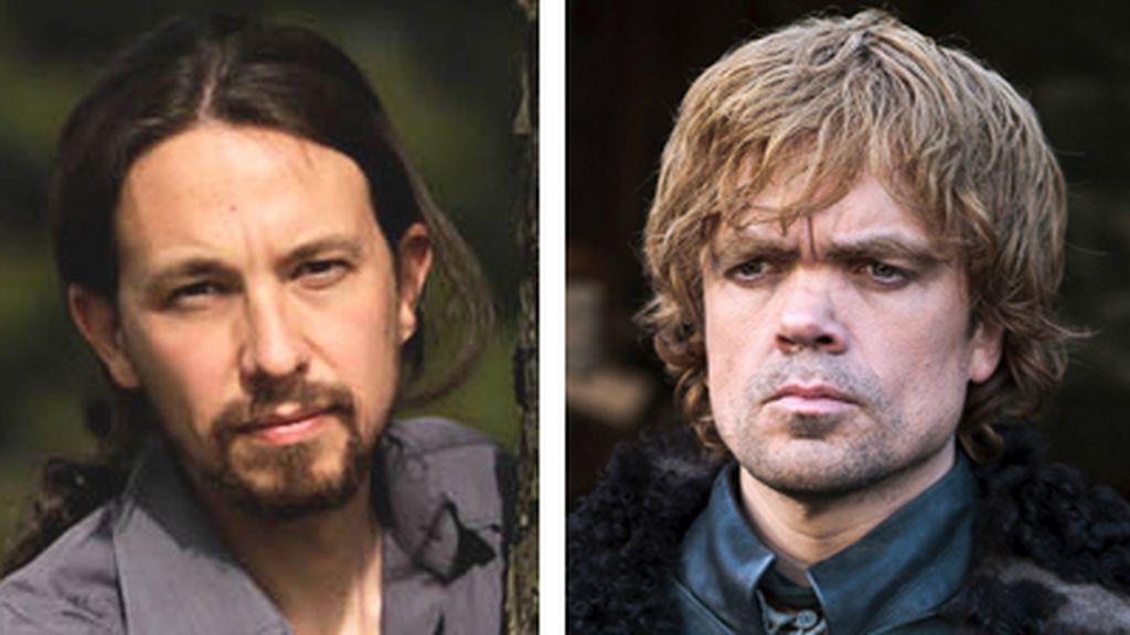 Montaje Iglesias y Lannister