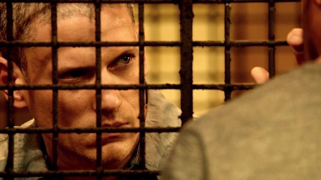 Michael Scofield, vivo y de vuelta a la cárcel en el regreso de 'Prison break'